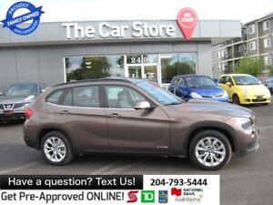 2013 BMW X1 xDrive28i - SUNROOF leather htd PRKING SENSOR