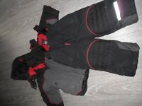 H&M ski/snow jacket and trousers 12-18mnths