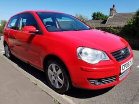 2008 Volkswagen Polo Match 1.2 3dr