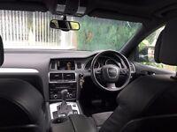 Audi Q7 3.0 TDI Tiptronic Quattro S Line Plus 5dr Auto SAT NAV 2011