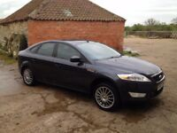 BREAKING 2007 FORD MONDEO MK1V 2.0 TDCI SEA GREY (cambelt failure)
