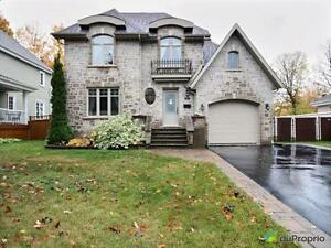 329 000$ - Maison 2 étages à vendre à Chateauguay