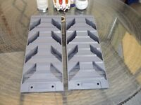 LEVEL PRO -WEDGES TO RAISE THE HEIGHT/LEVEL YOUR CARAVAN OR MOTOR HOME