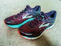 Womans Brooks Adrenaline GTS 17 Running Shoes - UK 5.5