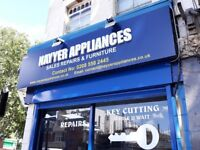 domestic appliances service and repairs