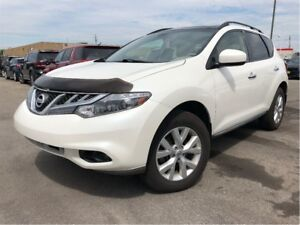 2013 Nissan Murano SL AWD LEATHER PANORAMA ROOF