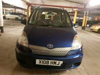 Toyota Yaris Verso Automatic, Mot 28/01/2019, Excellent Engine and Gear box