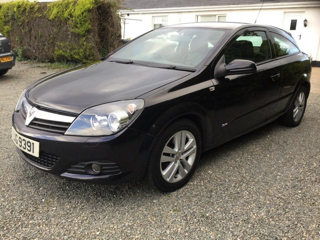 2007 Vauxhall Astra sxi cdti 1.7 mot full year coupe model cookstown
