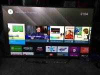 "Sony 4k 49x8307c 49"" LED FREEVIEW HD SMART TV UHD 4K"