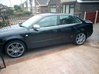 Lpg coverted audi a4 s line