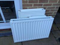 3 household radiators
