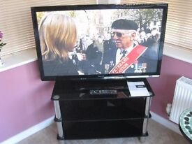 "Panasonic 42"" LCD TV,"
