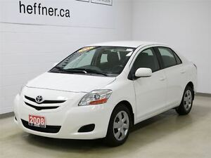 2008 Toyota Yaris With power windows
