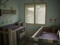 Nursery Furniture Set-Jelle Mix (Europe Baby)