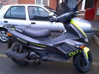2002 Gilera Runner 180 4 stroke - recently serviced with receipts