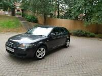 Audi A3 2.0 fsi 11 months mot has service history all 4 good tyres
