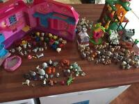Large collection of puppy/kitty/jungle and ocean in my pocket