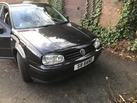 Fantastic opportunity to buy a 1.9l diesel golf