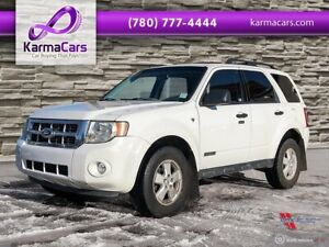 2008 Ford Escape XLT -- BAD CREDIT --  ONLY $54!!!!