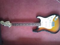 Fender Stratocaster (Good Project Guitar)