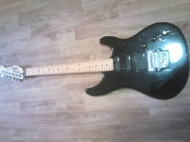 YAMAHA SE612A ELECTRIC GUITAR