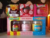 Yankee candle, bath and body works candles and others