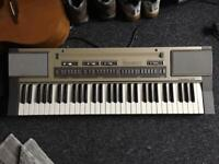Casiotone 610 Piano Keyboard Vintage