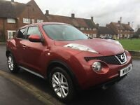 2011 Nissan Juke Acenta 1.6 Sports, HPI Clear, 2 Keys, MOT & Tax, 1 previous owner, Excellent Cond