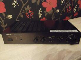Denon PMA 250 HIFI amplifier in super working order
