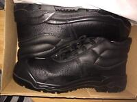 Tuff King Steel toe capped boots