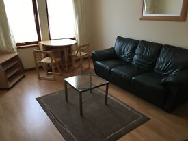 2 BEDROOMS FULLY FURNISHED GROUND FLOOR FLAT NEAR HOLBURN STREET