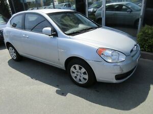 2010 Hyundai Accent AUTO HATCH WITH PWR GROUP