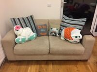 M&S sofa, very good condition, one year use, BEST NAPS OF YOUR LIFE!