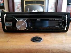 JVC Bluetooth USB AUX & CD radio