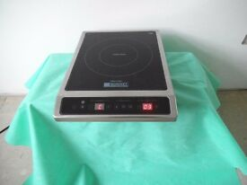 Commercial Catering Bonnet Hobart 2.8 kw Table Top Induction Hob/Induction Hob