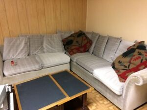 Free Sectional Sofa