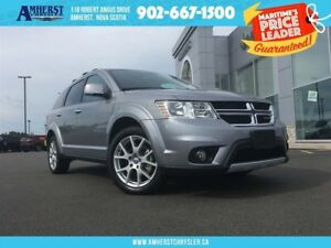 2017 Dodge Journey RT,AWD,7 PASS SEATING,LEATHER,SUNROOF,NAV