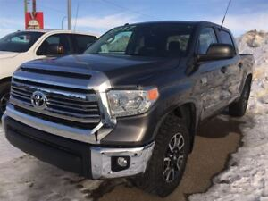 2017 Toyota Tundra TRD OFFROAD, LIKE NEW, LOW KILOS, SAVE $$$