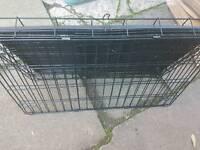 Medium dog cage for sake