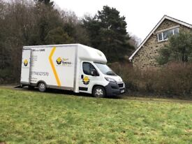Halifax removals company offering house and business removals and Clearances, Man and Van services