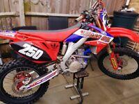 Crf 250cc 2009