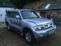 Mitsubishi Pajero - Excellent Condition Throughout - For sale