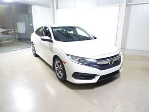 2016 Honda Civic Sedan LX CVT *Auto*/AC/Bluetooth/Sieges Chauffa