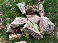 Cotswold Rocks/Boulders