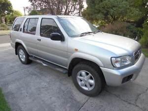 2002 Nissan Pathfinder Wagon Glen Waverley Monash Area Preview