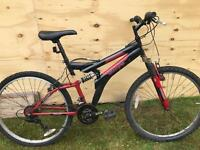 adults stealth mountain bike