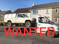 WANTED!!!! TOYOTA HILUX ANY CONDITION
