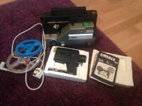 Halina cine camera and projector