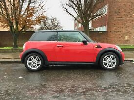 Mini ... Hatch 2010 Cooper .. 3 Doors ... Diesel ... Low Mileage .. No Annual Tax ... very cleaned