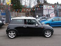 MINI Hatch 1.6 Cooper 3dr LADY OWNED HALF LEATHER